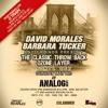 DJ MIX : Ozone Layer - Throwback Mix (Mixed By David Morales)