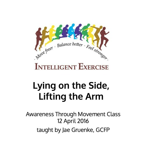 Lying on the Side, Lifting the Arm | 12 April 2016 | IE ATM Class