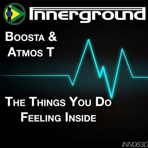 Boosta & Atmos T - Feeling Inside