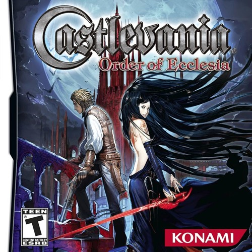 Castlevania: Order of Ecclesia - Indigo Sorrow Rhapsody