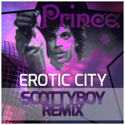 Erotic City (Scotty Boy Remix) - Prince *** FREE DOWNLOAD ***