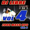 DJ LIBRE - 50 Shades of Crazy In Love (Zouk Mash Up) Preview