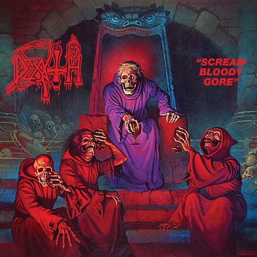 DEATH - Zombie Ritual (Remastered)