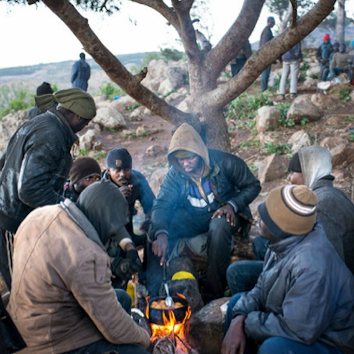 Morocco's New Migrant Class | Isabella Alexander