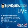 2016-03-12 'Carrie Underwood' @ 'Country 2 Country', O2 Arena, London, UK