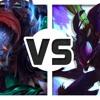 Rengar Vs Kha'Zix (Rap Battle)