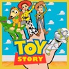 Toy Story Finger Family Nursery Rhyme - Daddy Finger - Nursery Rhymes