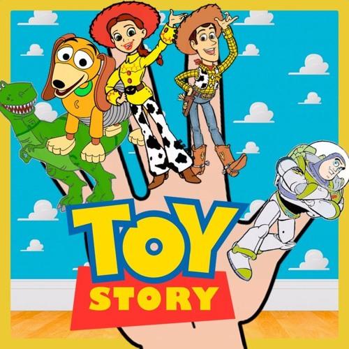 Toy Story Finger Family Nursery Rhyme - Daddy Finger - Nursery Rhymes