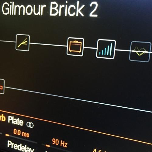 gilmour brick 2 line 6 helix preset demo by b wayguitars b wayguitars free listening on. Black Bedroom Furniture Sets. Home Design Ideas