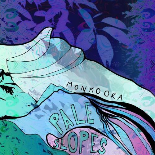 Monkoora - Pale Slopes (Mini LP)