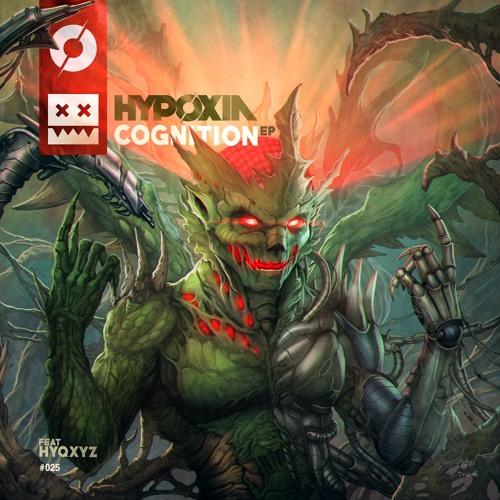 Eatbrain025 / Hypoxia feat HYQXYZ, MC Seko - Cognition EP