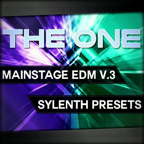 THE ONE: Mainstage EDM Vol. 3 - 64 EDM Sylenth Presets