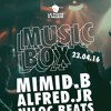Music Box #5 - Alfred.Jr Closing Set