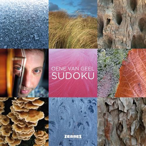 OENE VAN GEEL album SUDOKU