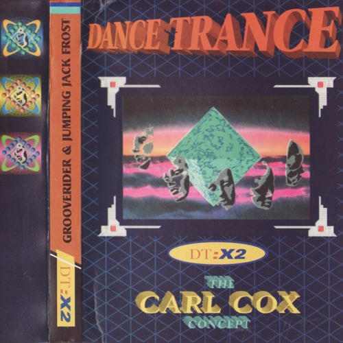 Grooverider - Dance Trance 'Series 93 Part Two' - 16th April 1993