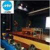 Gli studenti delle scuole medie alla ricerca di proverbi e canti popolari.