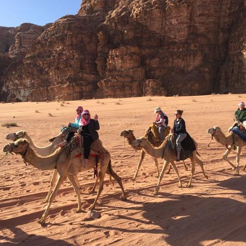 Linda Kissam: Traveling Jordan