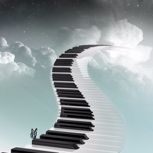 Piano improvisation (IV into iv experiment)