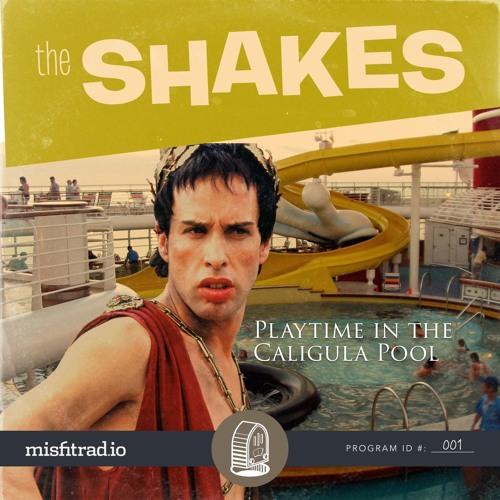 Playtime in the Caligula Pool Cover Art