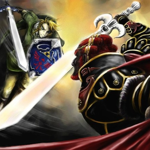 This Last One - Tribute to Zelda Twilight Princess Ganondorf Battle