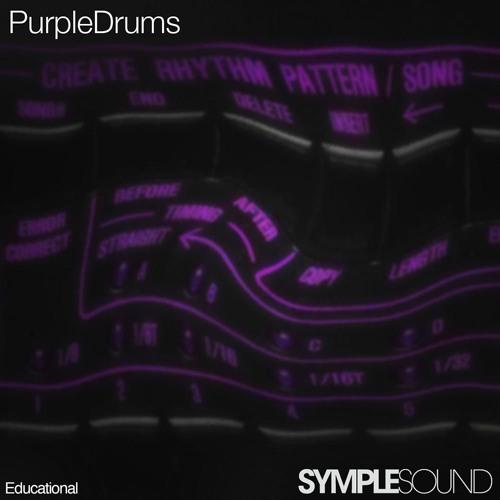 PurpleDrums - Audio Preview