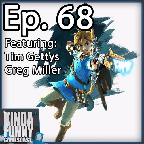 Nintendo NX Release Date and PAX East - Kinda Funny Gamescast Ep. 68