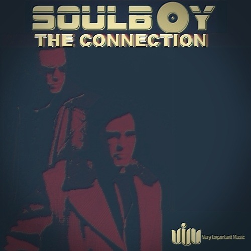 SOULBOY-THE CONNECTION- CAN'T STOP WON'T STOP ALBUM V.I.M RECORDS
