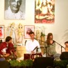 Sundaram perform Om Bhagavan live at the Yoga Vidya Musikfestival