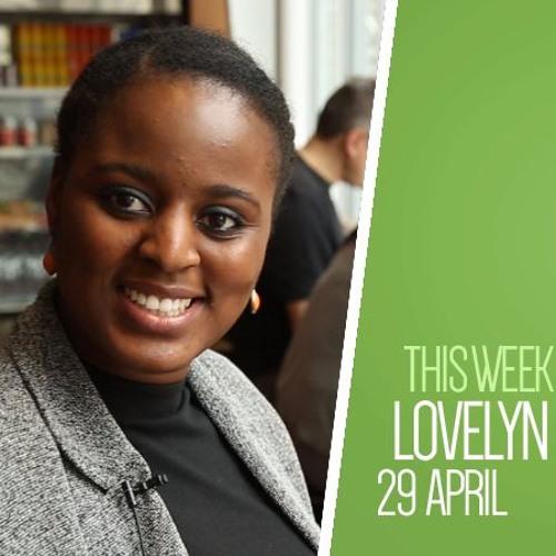 #FridayStandIn Lovelyn Nwadeyi talks transformation in the workplace