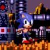 Sonic CD (PAL)- Palmtree Panic Bad Future(MegaDrive remix)