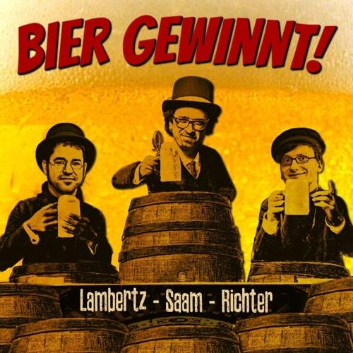 """Lambertz Saam Richter - """"Bier gewinnt!"""" - CD-Schnippsel zum Reinhören"""