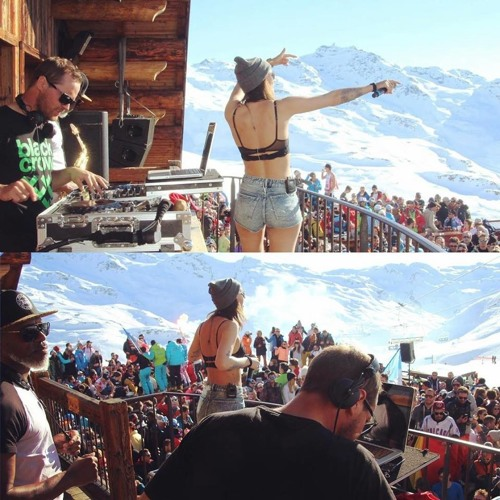 La Folie Douce Val Thorens Live Set Hugo Blasta By Hugo Blasta