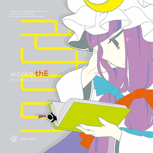 [DVSP-0155] works.thE - crossfade