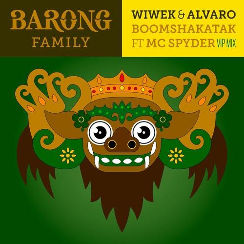 Wiwek & Alvaro - BOOMSHAKATAK Ft. MC Spyder (VIP Mix)