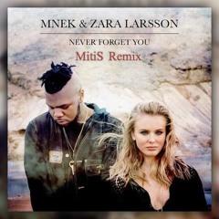 Zara Larsson - Never Forget You (MitiS Remix) *Free Download*