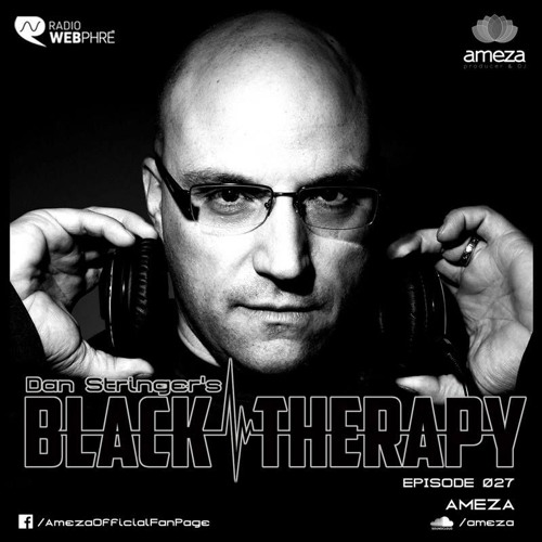 Ameza - Black Therapy E027 (Guestmix) - 2016-03-04