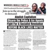 Workers World Party Candidate Monica Moorehead