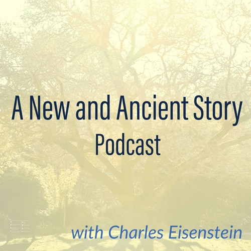 Reconnecting to the Strength We Have: Maria Scordialos (E00) A New and Ancient Story