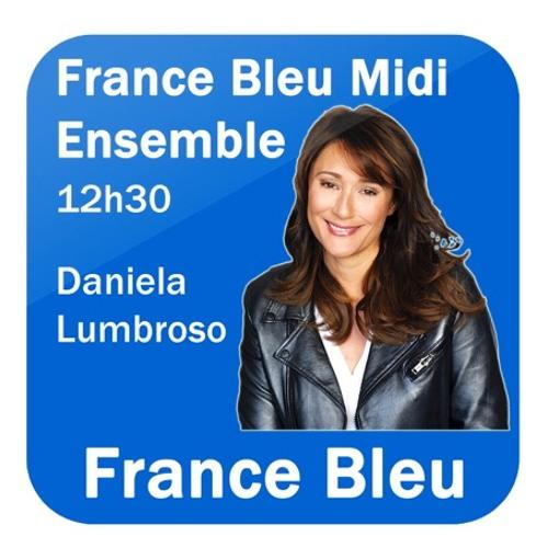 2016 - 04 - 26 Françoise Pariente @ Daniela Lumbroso France Bleu