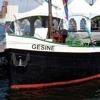 Lena Bbruch@ schBasss auf der Gesine/ Flensburger Hafen/ Apr 16