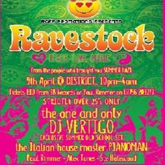 Pianoman - Ravestock - District - Liverpool - 9-4-16