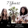 7 Years - Lukas Graham - Cover By Ali Brustofski & Dana Williams (Acoustic) (Once I Was 7 Years Old)