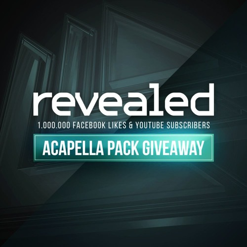 Hardwell Acapella Pack (Free Download) by Revealed