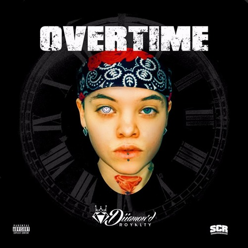 Diiamon'd Royalty - Overtime, Pd. by Jacob Lethal beats #SCR