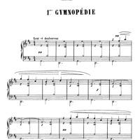 Gymnopedie - Calm Piano