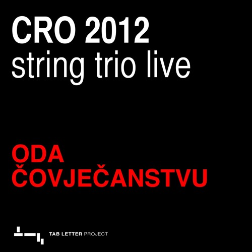 Ode to Humanity-CRO-live acoustic