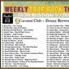 Radio A1A PHlockers Magazine Weekly Trop Rock Top 40 May 1st, 2016