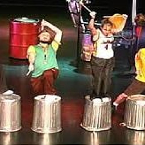 Junk Funk Shuffle (for Buckets, Garbage Cans, and Band); Level 3-31/2; Carl Fischer, publisher