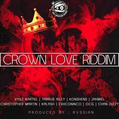 Crown Love Riddim Mix Full #dancehall#reggae HCR -Rvssian