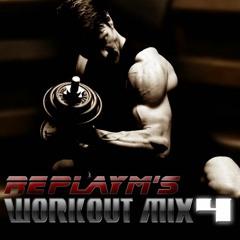 Workout Mix Part 4 - HIP HOP - TRAP - Live Set - Free Download!